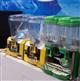 诸城冰之乐透明三缸饮料机果汁机