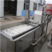 厂家直销俞洋牌多功能金银花气泡清洗机