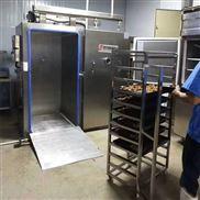 高铁快餐食品熟食真空快速冷却机
