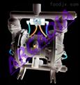 进口铸钢气动隔膜泵(美国进口)
