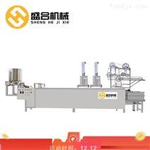 河北新款仿手工豆腐皮機盛合生產設備廠家