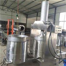 豆腐渣豆制品大压力自动出料液压压榨机