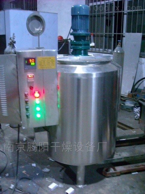 小型混合搅拌设备电加热恒温搅拌配料罐