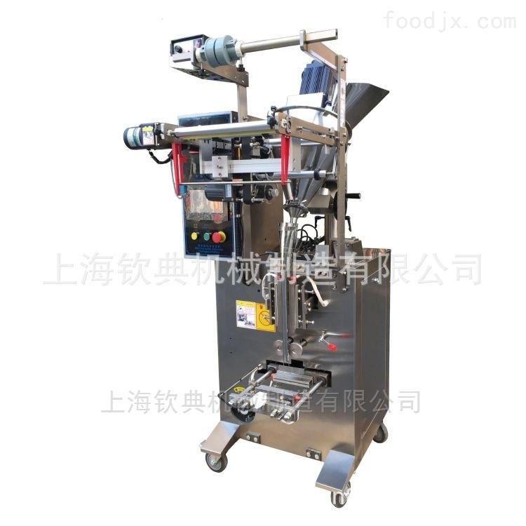 钦典全自动立式多功能奶茶粉自动包装机设备