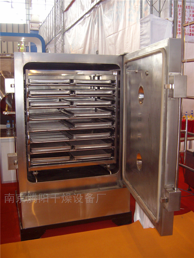 多功能蔬菜低温真空烘干箱