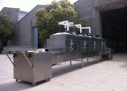 大型中药材微波干燥设备