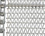 加工定制不锈钢乙字型网带 眼镜网带 加厚不锈钢网带