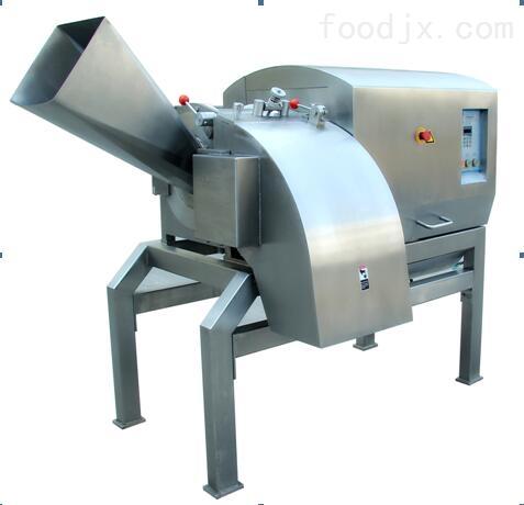 肉类切丁设备 冻肉切丁机 切块 肥膘切丝