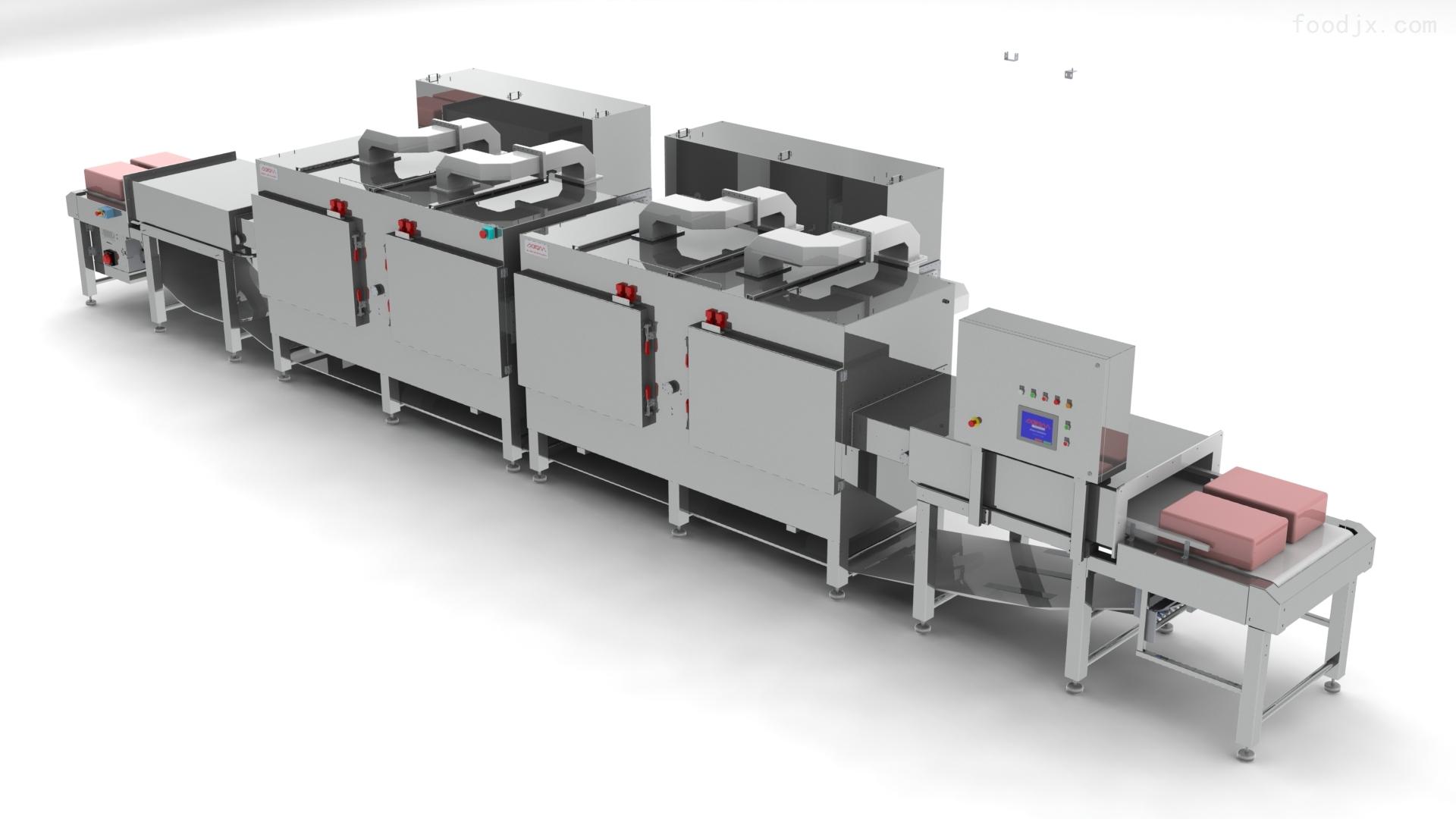 RF 射频解冻机 肉制品缓化解冻设备 解冻