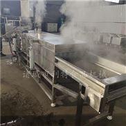 利特网带式蒸汽蒸煮机