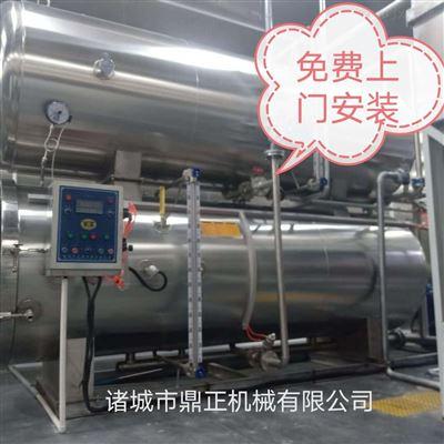 800DZ供应双层喷淋式不锈钢高温杀菌锅 厂家
