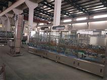 直線式液體灌裝機設備