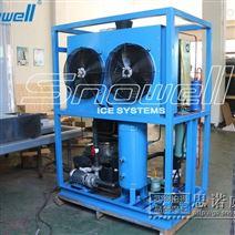 深圳制冰機廠家思諾威爾日產1噸管冰機