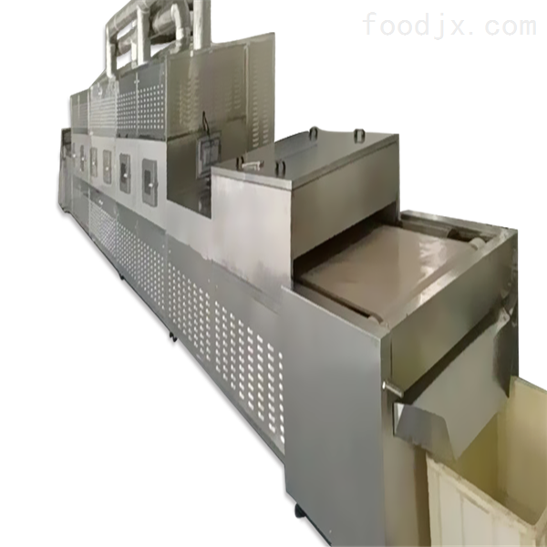 RC-30KW小型脱水蔬菜微波烘干设备