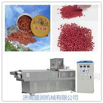 膨化魚(yu)餌設備