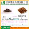 小型膨(peng)化狗糧生產設備(bei)