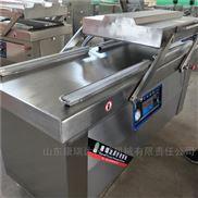 DZ-700-平台式河北扒糕真空包装机价格产地诸城