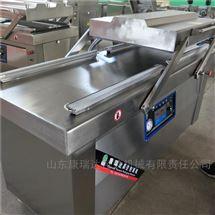DZ-700平台式即食豆腐干全自动真空包装机