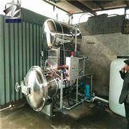 豆干高溫滅菌設備高壓殺菌鍋
