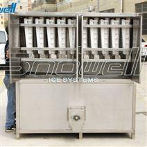 思諾威爾3噸顆粒方冰制冰機