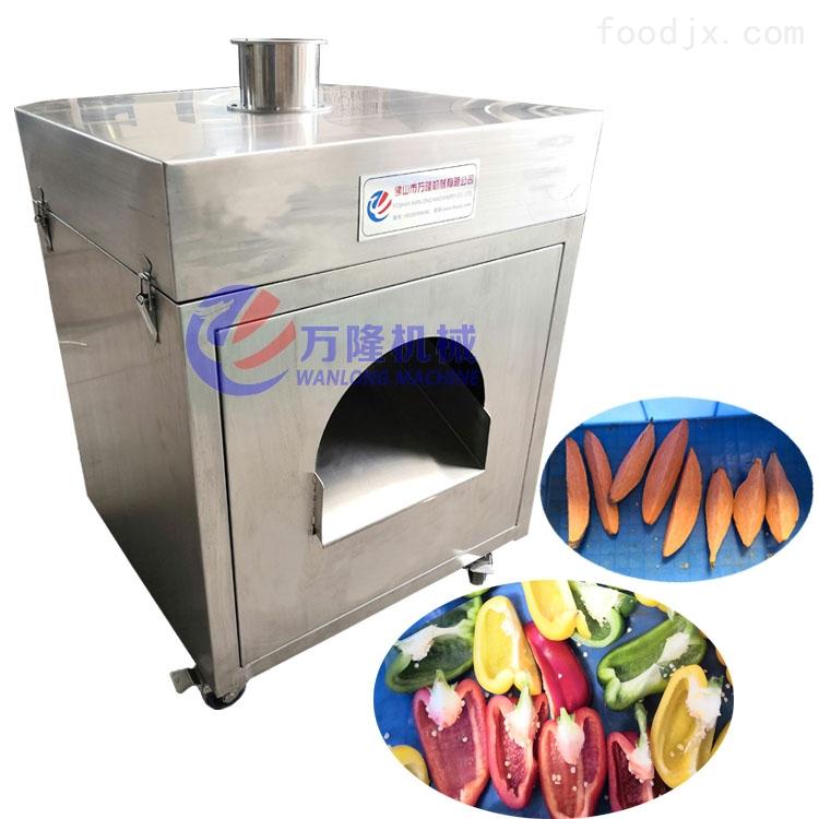 商用瓜果分瓣机 黄瓜茄子分切机 红薯切块机