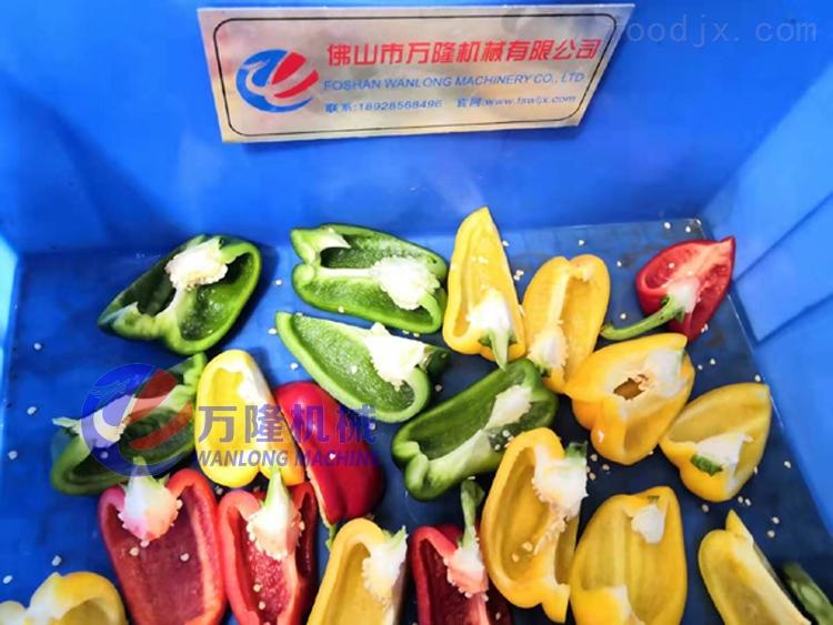 热销 木瓜分瓣机分切机 水果切条机高产保质