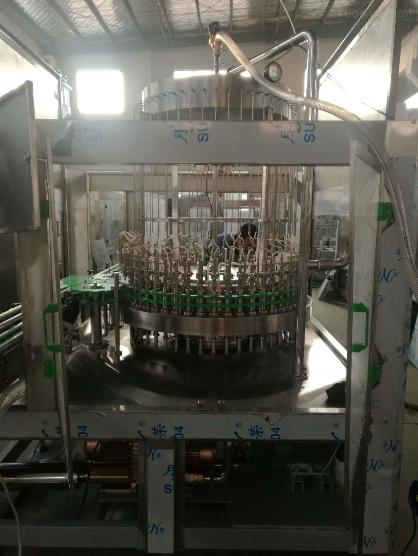 大型瓶装消毒液灌装生产线