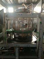 GF40-10灌装封口全自动小瓶消毒液灌装生产线