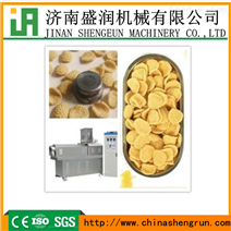 膨(peng)化鍋巴(ba)生產機器
