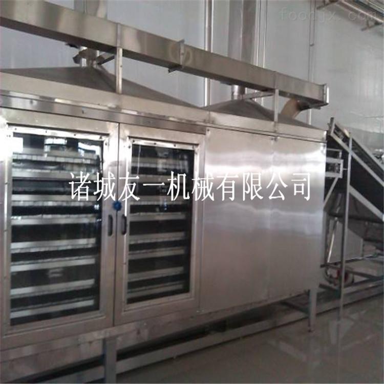 食品干燥设备厂家~多层烘干流水线