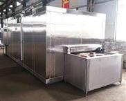 海产品加工设备隧道式速冻机