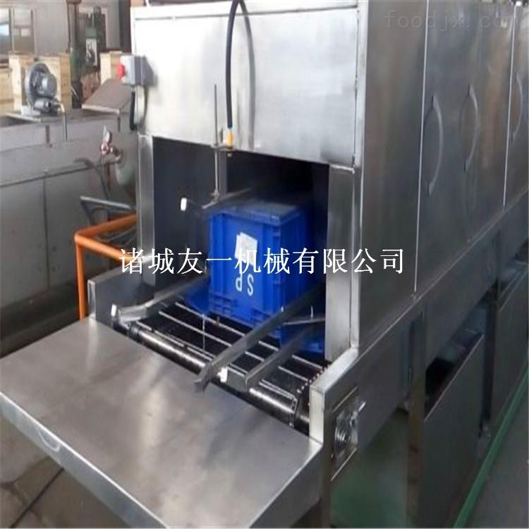 多功能清洗设备厂家~全自动周转筐清洗机
