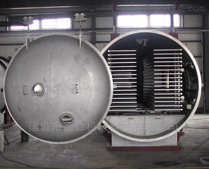 大型食品专用冻干机