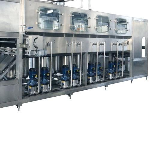 600BPH五加仑大瓶水灌装设备