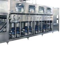 桶裝水生產設備5加侖灌裝機
