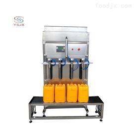 四头桶装水灌装机