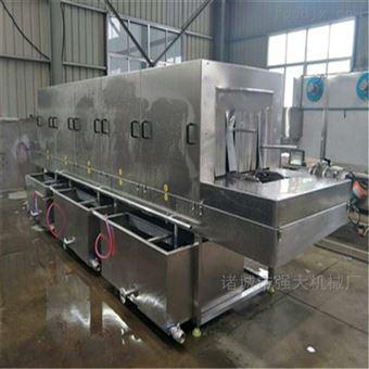 500辣筐清洗机 商用大型洗筐机流水线