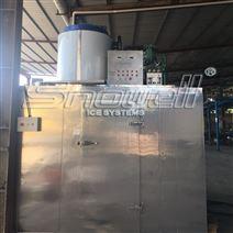 思諾威爾日產8噸水冷片冰機