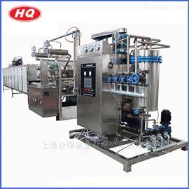 HQ-150\300\450真空薄膜熬糖浇注成型机组