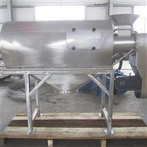 易产生静电物料筛选设备~不锈钢气旋筛分机