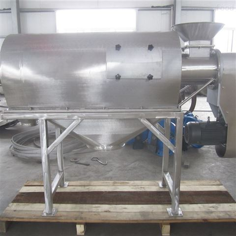 不锈钢多用途粘性大物料旋转筛