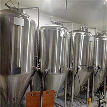 深圳2000升精釀啤酒設備 釀酒機械