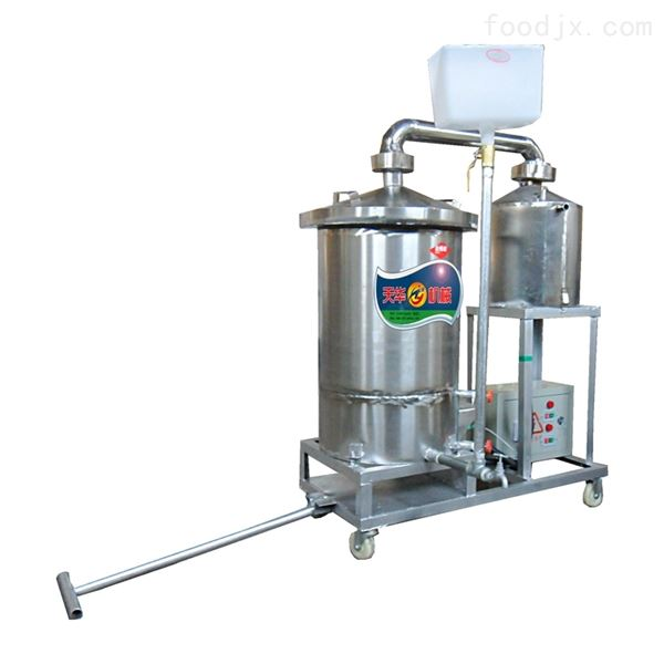 小作坊酿酒机械 电气两用蒸酒设备