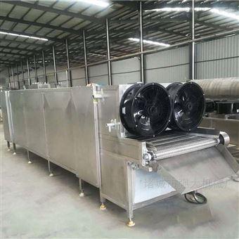 5000茶树菇多层烘干机流水线