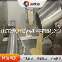 邁旭熱乾麵加工設備速食麵生產流水線