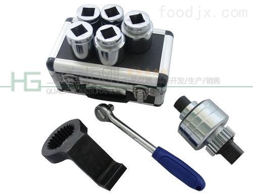 扳手扭力增强工具_0-4500N.m测试扳手力矩放大器