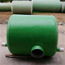 保山玻璃钢地埋式隔油池尺寸定制