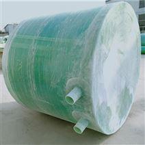 六安玻璃钢三级过滤隔油池厂家供应