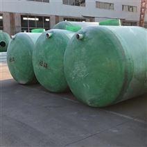 鹽城纏繞玻璃鋼隔油池內部結構