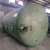 淄博玻璃鋼成品隔油池安裝注意事項